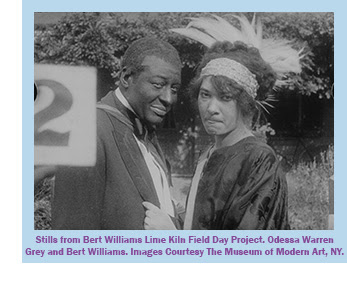 Bert Williams Production Still