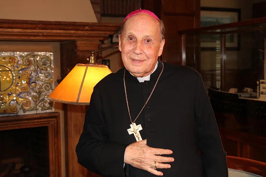 Bishop Javier Echevarría Rodríguez