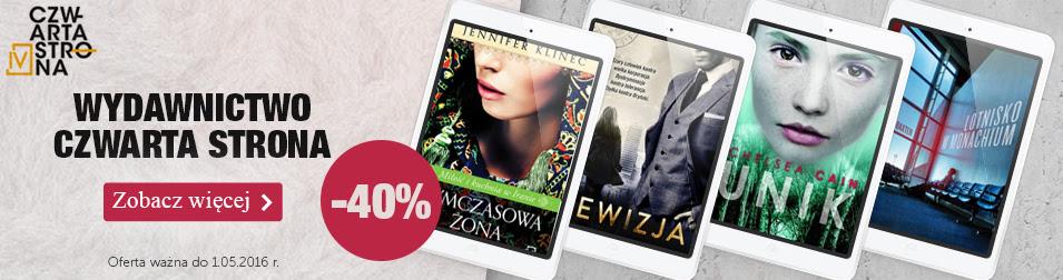 Wydawnictwo Czwarta Strona -40%