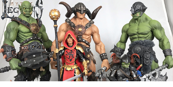 MYTHIC LEGIONS: SIEGE AT BJORNGAR