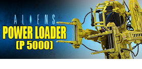 ALIENS DELUXE POWER LOADER VEHICLE
