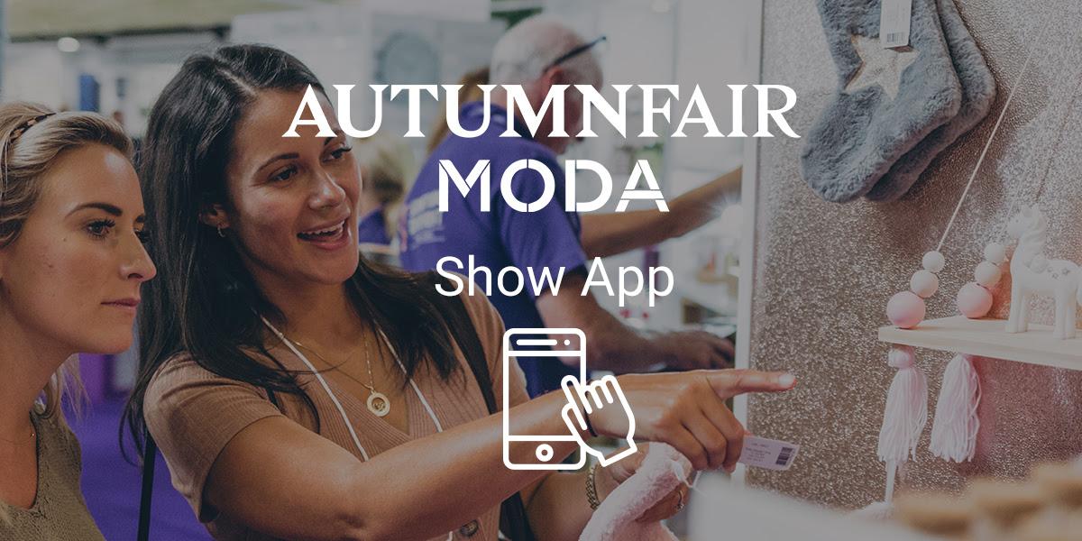 The Autumn Fair and Moda App