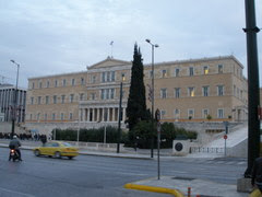 parlement in athene