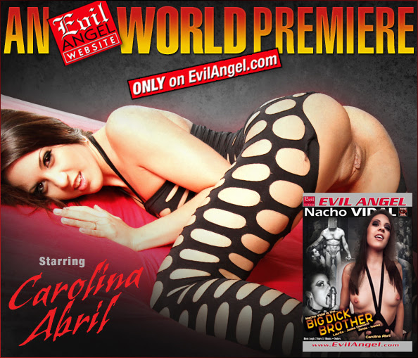 Evil Angel World Premiere, Nacho's Big Dick Brother