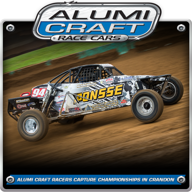 Alumi Craft Super Buggies Dominate Crandon and Michael Meister Wins Mid West Championship