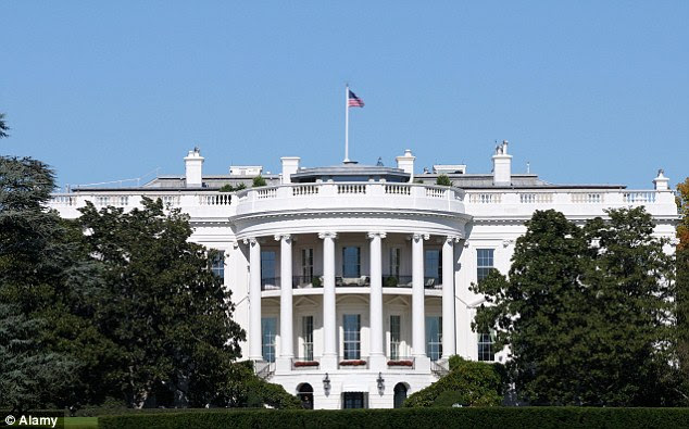 Washington's white house (pictured) the US was among the top countries to live in the world with Australia topping the list