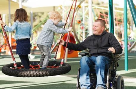O Estudo do Perfil de Turistas com Deficiência mostra que a grande maioria das pessoas com deficiência física tem uma vida bastante ativa.