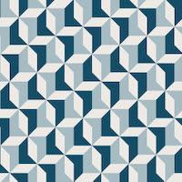 Kensington | Retro Geometric Pattern Flooring