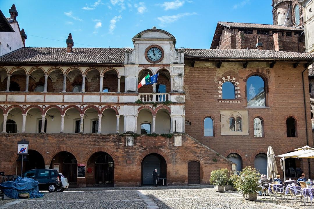 Piano Lombardia Pavia