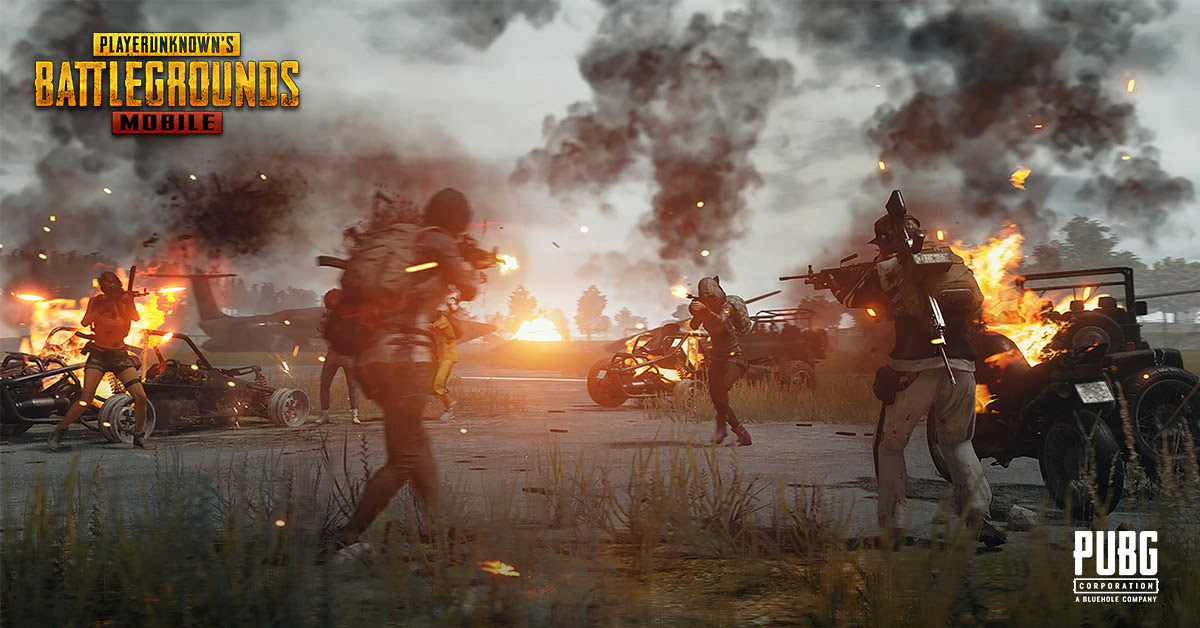 Tencent y PUBG Corp. anuncian que PlayerUnknown's Battlegrounds Mobile, la versión para móviles del popular videojuego Battle Royale