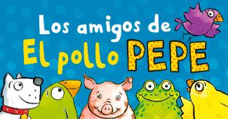 Los amigos del Pollo Pepe