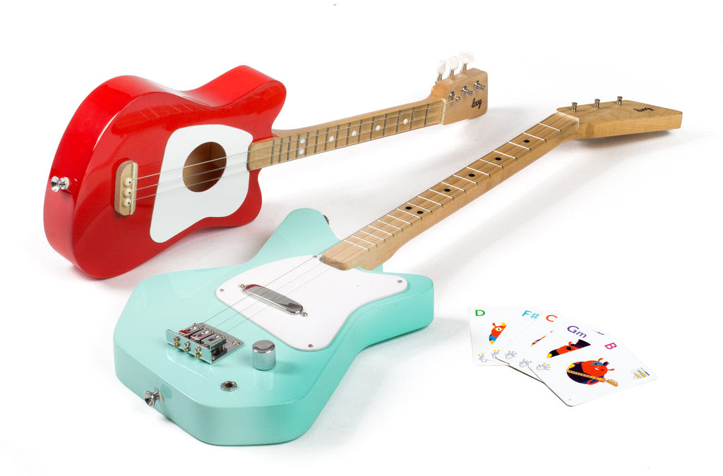 10% off all orders of Loog Gui...