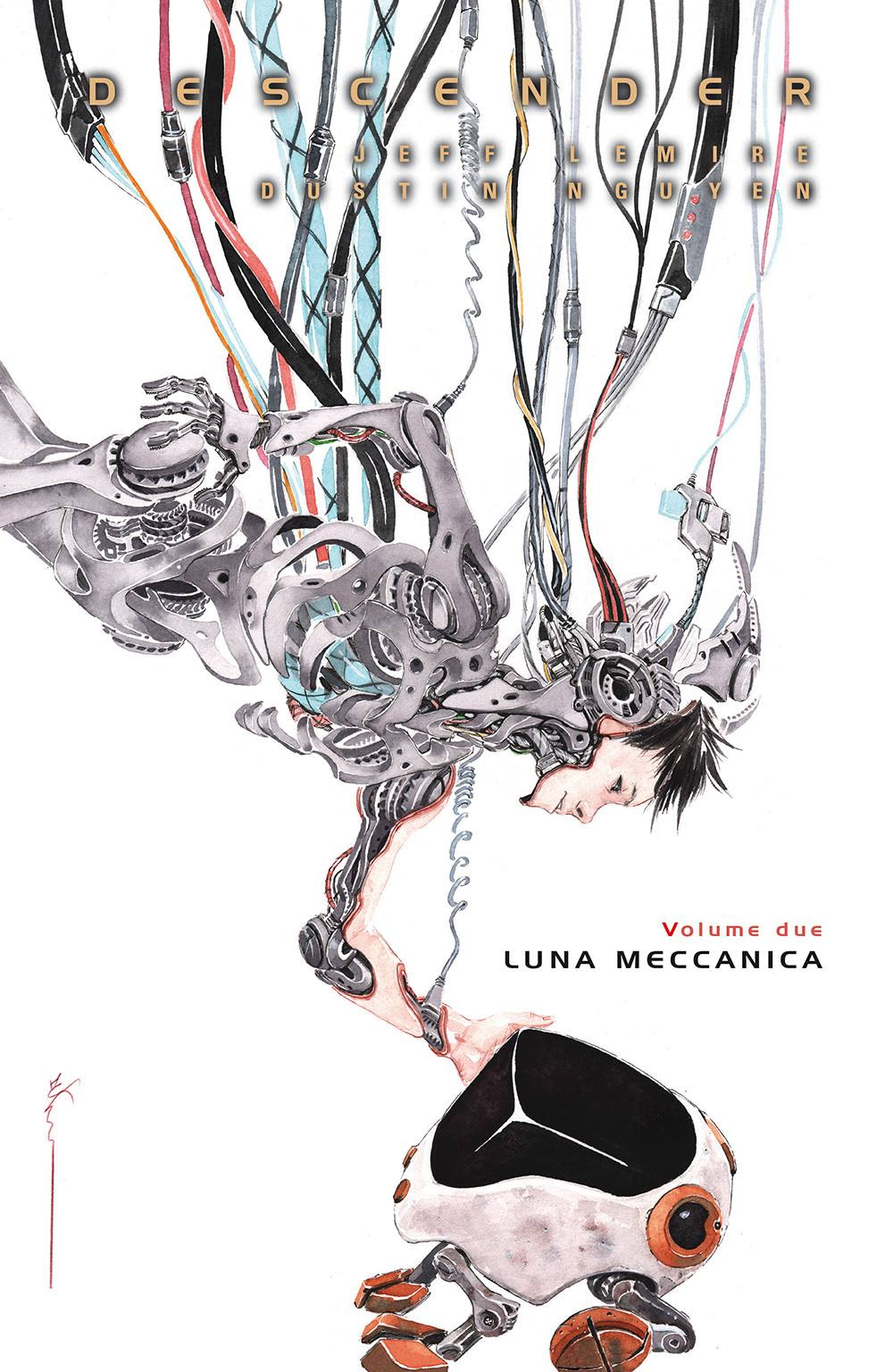 "E disponibile il 2° volume di Descender: ""Luna Meccanica"""