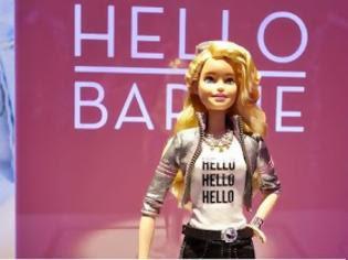 Φωτογραφία για ΠΡΟΣΟΧΗ! Η νέα Barbie είναι... «κατάσκοπος» και ενδέχεται να απειλεί τα παιδιά σας