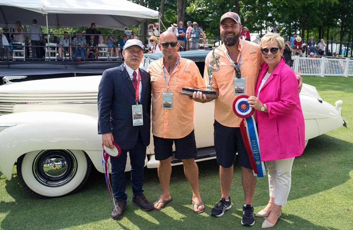 "Concours de""Elegance of America - Plymouth Michigan Events - 57048c40-d34d-444f-a0ff-76b6309353da"