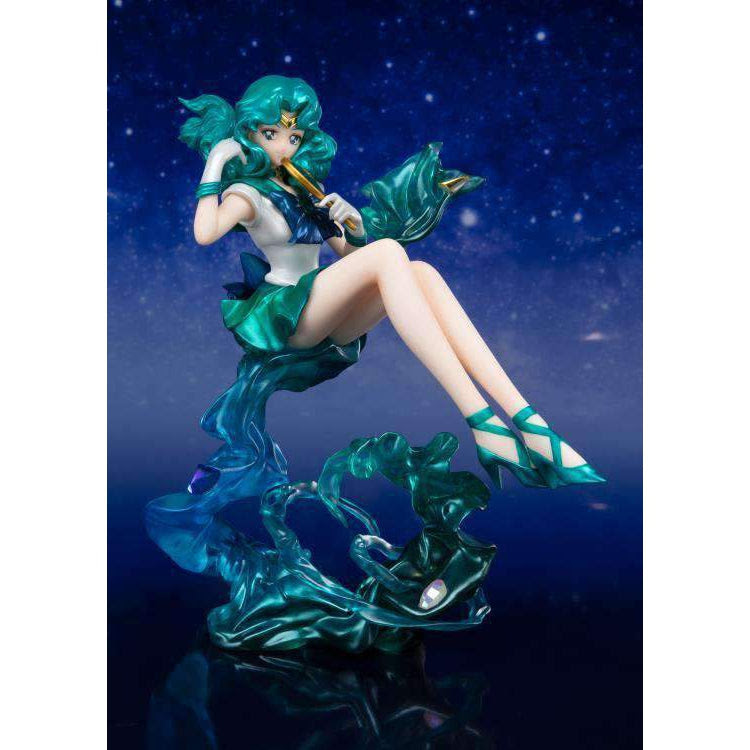 Image of Sailor Moon FiguartsZERO Chouette Sailor Neptune - OCTOBER 2019