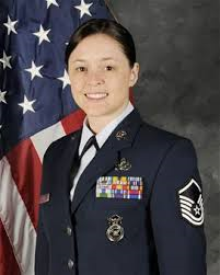 Master Sergeant Tessa M. Fontaine