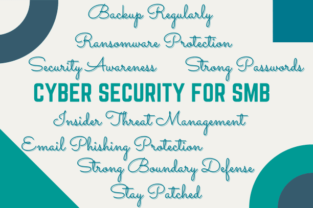 Cybersecurity for SMB