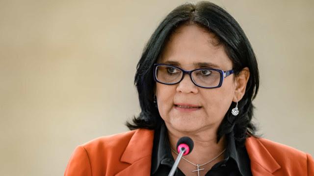 Funcionário de Damares bancou protesto em que Bolsonaro discursou e gerou crise, diz PF