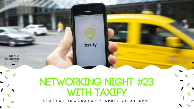 Networking Night #23 with Taxify