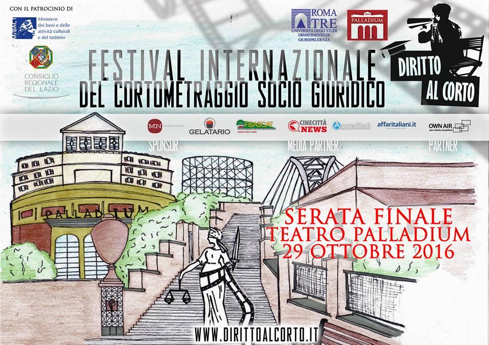 Diritto al Corto | Teatro Palladium