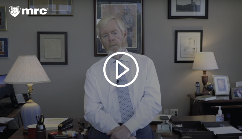 MRC President Brent Bozell discusses an important issue affecting American schools.