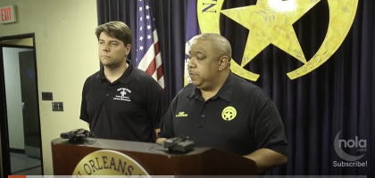 Martial Law:Homeland Security/New Orleans Police Suspend The 1st and 2nd Amendment (Video)