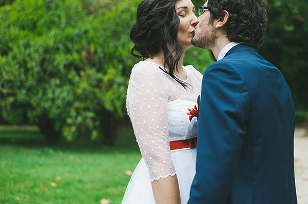 matrimonio civile anni 50 con i peperoncini