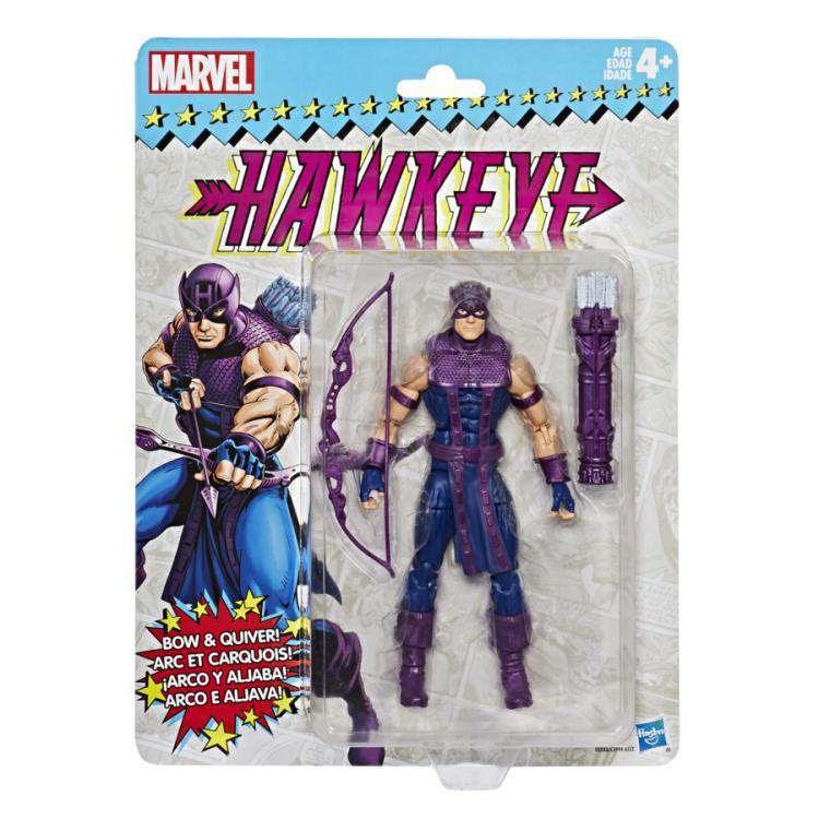 Image of Marvel Legends Vintage - Wave 2 - Hawkeye
