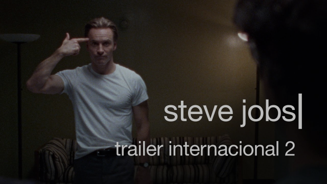 Steve Jobs - Trailer Internacional 2