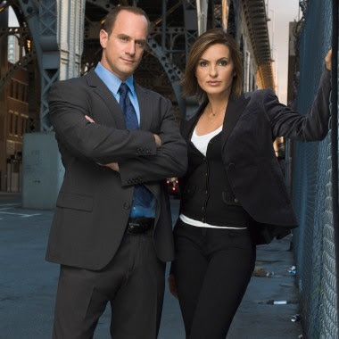 Could Stabler and Benson finally get together? The Law and Order co-stars just shared this telling photo…