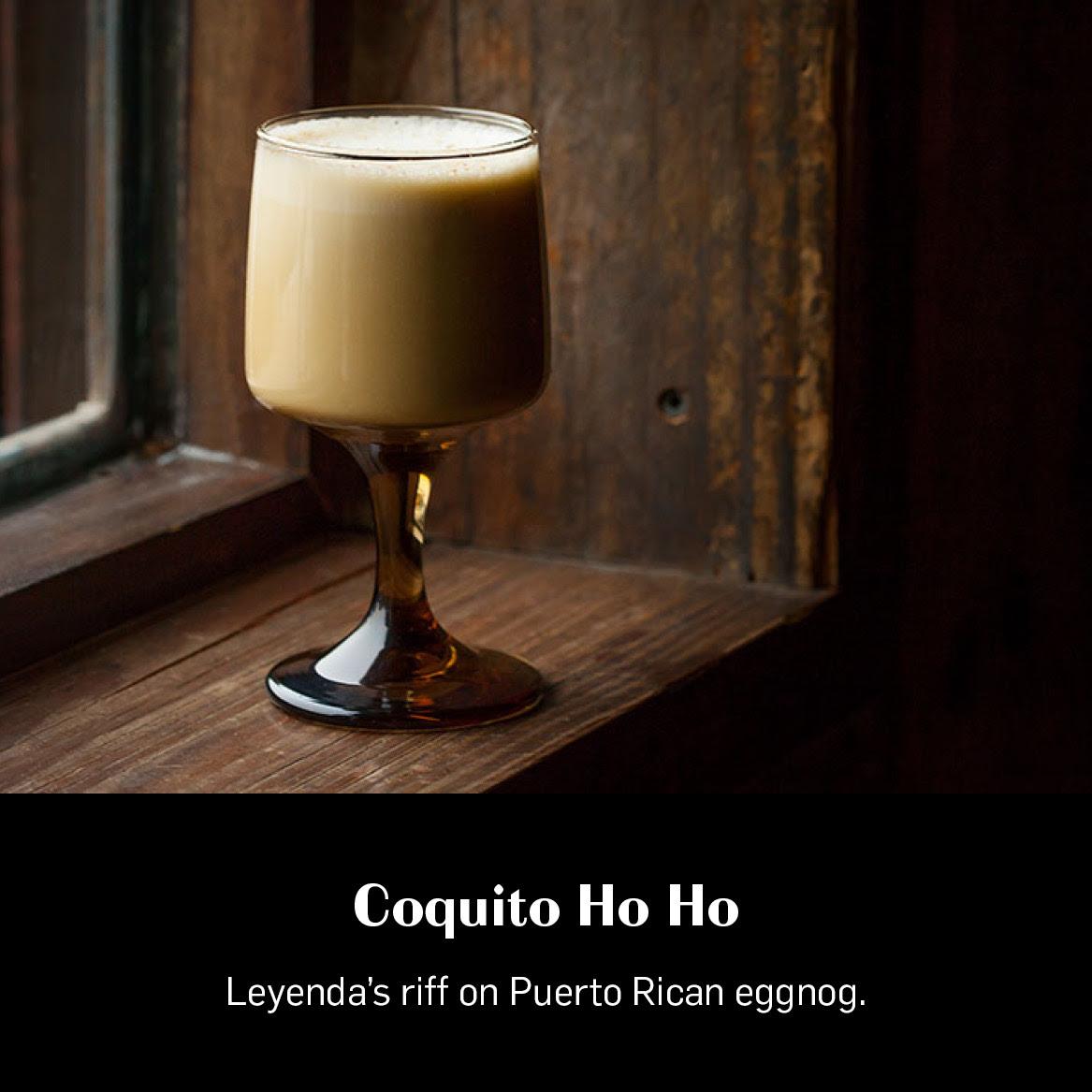 Coquito Ho Ho