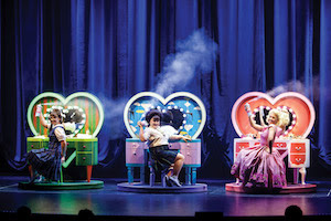 Sing along with award-winning Broadway musicals like Hairspray
