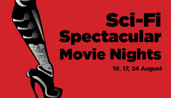 Sci-Fi Spectacular Movie Nights