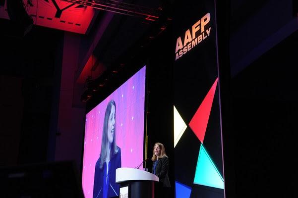 Secretary Burwell Speaks at the AAFP
