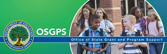 State Grant and Program Support Newsletter Banner