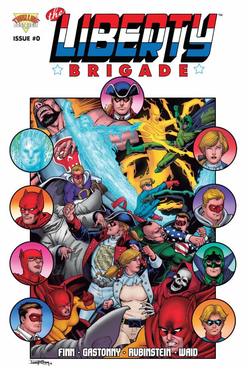 Liberty Brigade _0 BCC Exclusive