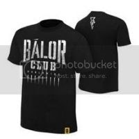Finn Balor Balor Club Authentic T-Shirt