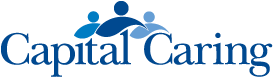 Give a Gift Today! Capital Caring Logo