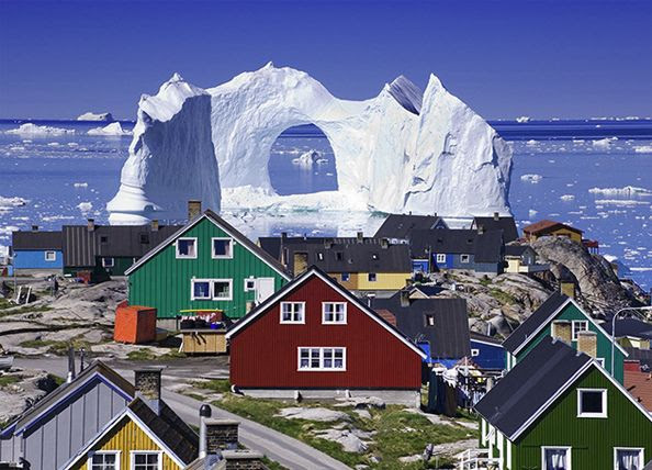 Greenland homes
