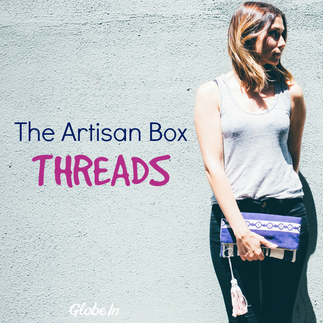 GlobeIn Artisan Box: September...