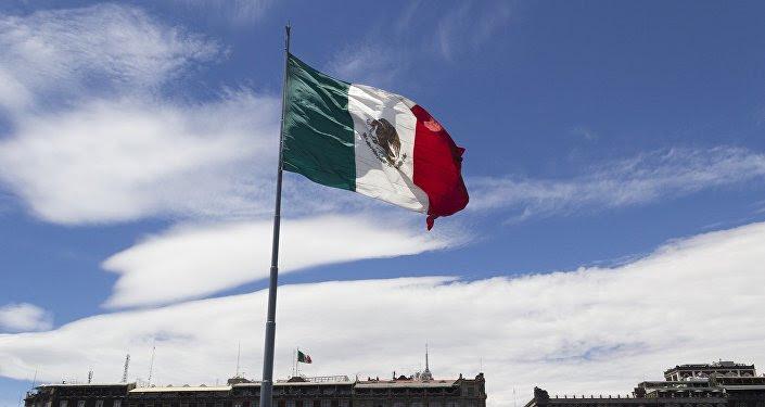 Bandera de México (imagen referencial)