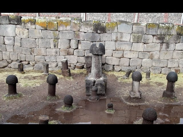 Megalithic Temple Of Fertility Near Lake Titicaca Peru  Sddefault