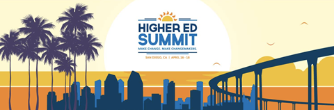 Higher Ed sessions