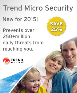 Save 25% on Trend Micro Intern...