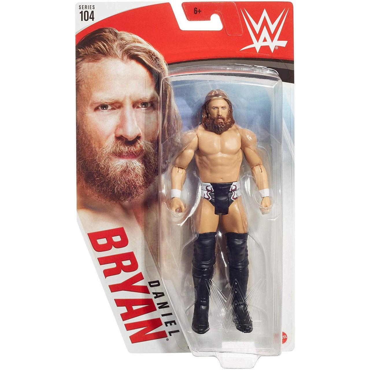 Image of WWE Basic Figure Series 104 - Daniel Bryan