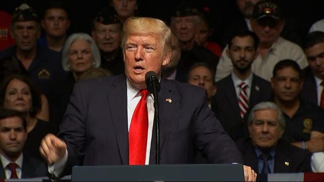 """Tổng Thống Trump Chộp """"Thời Cơ"""" Giải Phóng Bắt Đầu TừCuba?"""