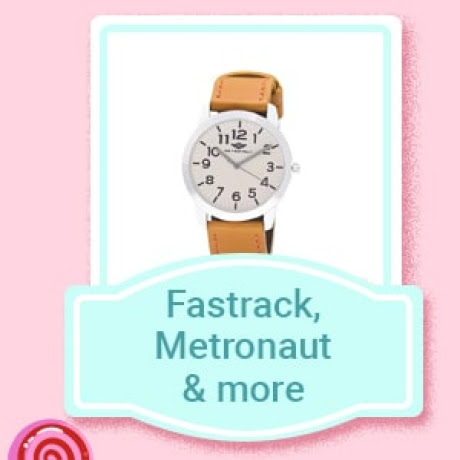 Fastrack, Metronaut & more