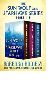 The Sun Wolf & Starhawk Series by Barbara Hambly