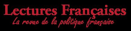 """[""""Lectures Françaises""""]"""